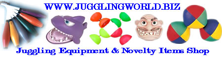 Enter Jugglingworld Store