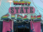 No Fit State Circus Tent