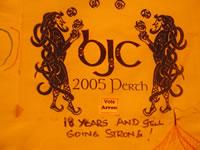 BJC 2005 Logo