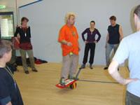 Rola-Bola Workshop by Mini Mansell