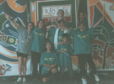 1995 Cast Photo