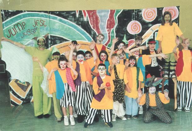 1996 Cast Photo