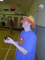 Mick aka Bobo the Clown