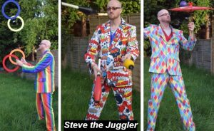 3 New Juggling Suits (April 2016)