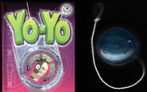 Yoyo Book by Steve!